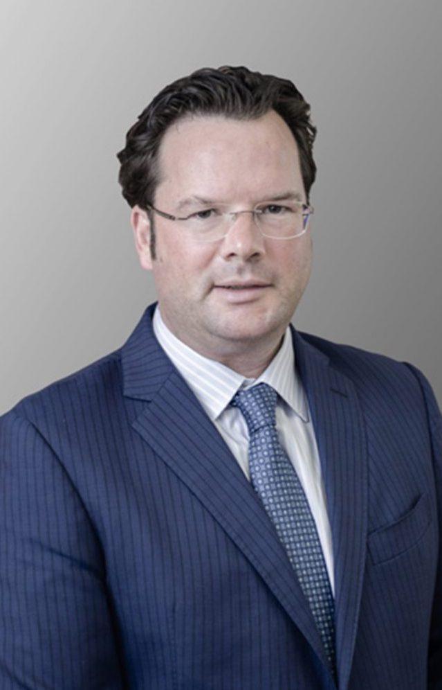 Renatus Zilles, Vorstandsvorsitzender des DVTM